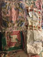 Collection of ladies handkerchiefs