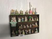 Minature Easter rabbit collection