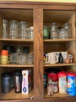 Glassware; Mugs; Kitchenware