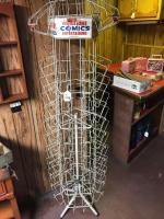 Wholesale Comic display rack