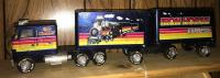 Old Smokey Iron Horse express toy truck