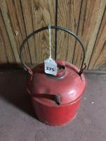 Vintage kerosene can