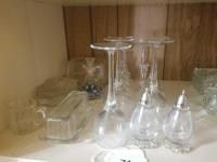 Clear Glass Collection