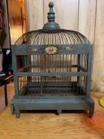 Antique Birdhouse