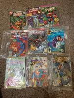 Lot Of super hero comic books