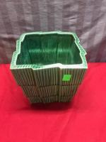 McCoy Pottery Planter, see pics for condition