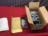 Heathkit set, with box and manual