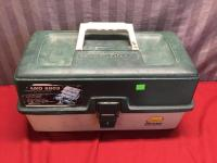 Plano 6603 Tackle box with misc tackle