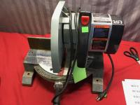 Delta 10 inch miter saw, with heavy cast base