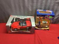 Jeff Gordon Starting Lineup Figurines, and Dodge Viper Diecast