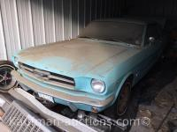 1965 Ford Mustang (storage find)