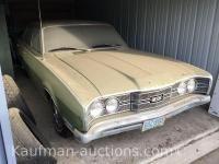 1969 Mercury Montego (storage find)