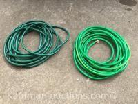 2 like water hoses