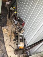 Misc older car parts