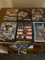 DVDs, CDs, VCRs, and more, John Wayne, Westerns, Country music, and much more