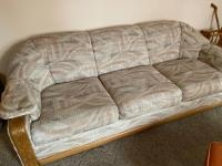 Upholstery couch, no smoke or pet hair