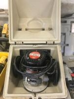 Craftsman Router with case