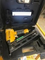 Bostitch Angled Finish Nailer with case