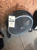 20 inch electric fan