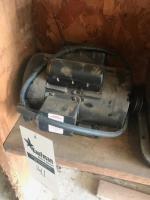 Leeson 115/230 volt electric motor