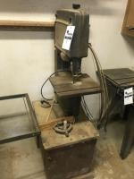 Craftsman 12 inch Bandsaw, with additional blades