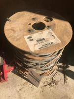 Spool of wire, some 12-2 and communication wire