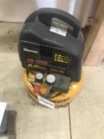 Bostitch 6 gallon oil free compressor