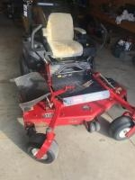 Toro Z Master Commercial Zero Turn Mower with 60 inch deck