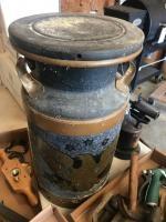 Vintage Milkcan