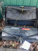 Huskee 42 inch lawn sweeper