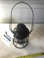 Adalke Reliable Kerosene Lantern, with clear globe