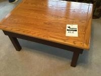 Wooden Coffee Table, measures 36 x 26 inches