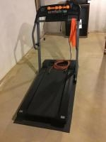 Treadmill in working condition