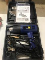 Wen Heat Gun in case, appears unused