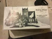 "Dicken's Village Series ""The Spirit of Giving"""
