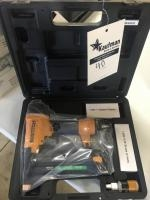 Bostitch Brad nailer, with case, appears unused