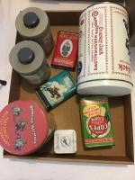 Assorted Tins, Prince Albert, Kentucky Club and more