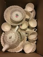 Assorted China, all matching