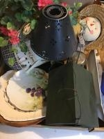 Large lot of assorted home decor