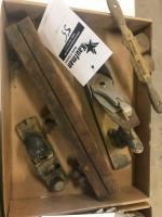 Stanley Handyman Plane, Spoke Shave, and block plane