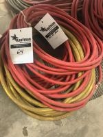 3- misc inch air hoses