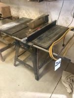 12 inch Craftsman Table Saw, in working condition