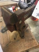 Versa Vise with original stand