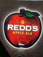 Redd's Apple Ale lighted sign