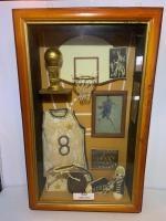 Basketball Shadow box