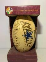 Dallas Cowboys Limited Edition Football in box.