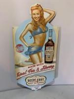 Deep Eddy Sweet Tea Vodka metal sign