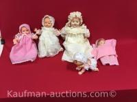 5 misc Dolls