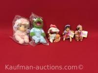 Palm Dolls bean bag Dolls, muppet babies & other Dolls