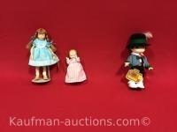 Dankin & shackman Porcelain & precious moments Doll